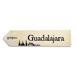 Guadalajara, México (varios diseños)