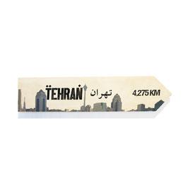 Teherán (varios diseños)