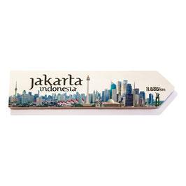 Jakarta, Indonesia (varios diseños)