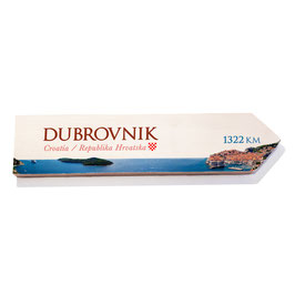 Dubrovnik, Croacia (varios diseños)