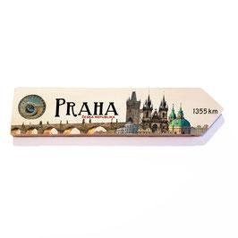 Praga, República Checa (varios diseños)