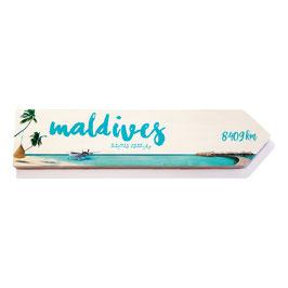 Maldivas (varios diseños)