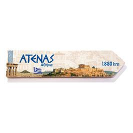 Atenas (varios diseños)