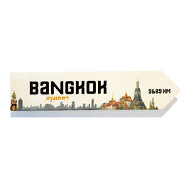 Bangkok, Tailandia (Varios diseños)