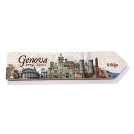 Génova / Zena (varios diseños)