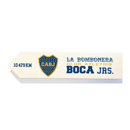 """Buenos Aires, Boca Juniors, """"La Bombonera"""" Estadio Alberto J. Armando (varios diseños)"""