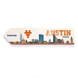 Austin Universidad de Texas, USA (varios diseños)