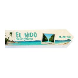 El Nido (varios diseños)