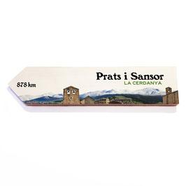 Prats i Sansor, Girona