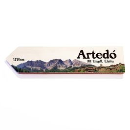 Artedó, Lleida