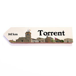 Torrent, Girona (varios diseños)