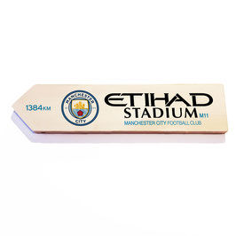 Manchester City Football Club, Etihad Stadium