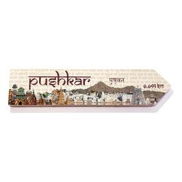 Pushkar, India (varios diseños)
