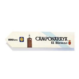 Camponaraya, Bierzo (Varios diseños)