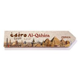 El Cairo / Al-Qahira  (varios diseños)