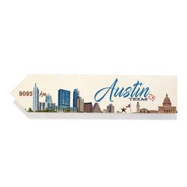 Austin, Texas, USA (varios diseños)