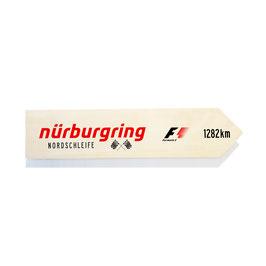 Nurburgring circuito F1 (varios diseños)