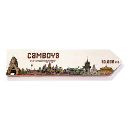 Camboya (varios diseños)