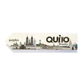 Quito (varios diseños)