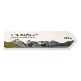 Grindelwald, Suiza (varios diseños)
