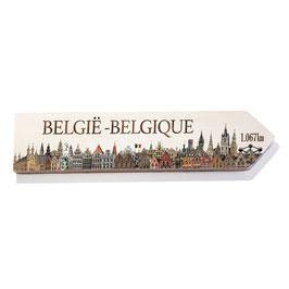 Bélgica (varios diseños)