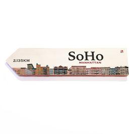 Soho, New York  (varios diseños)