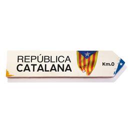 Catalunya, República Catalana (varios diseños)