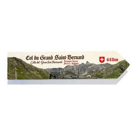 Col du Grand Saint Bernard / Colle del Gran San Bernardo, Suiza