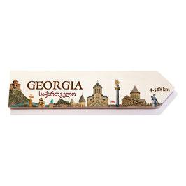 Georgia (varios diseños)