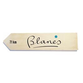 Blanes (varios diseños)
