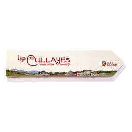 Les Cullayes, Suiza (varios diseños)