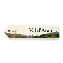 Val d'Aran (varios diseños)