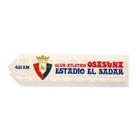 Pamplona, Club Atlético Osasuna, Estadio El Sadar