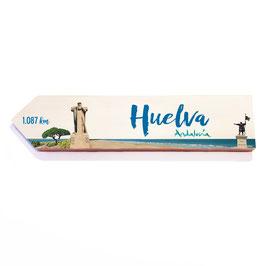 Huelva provincia (varios diseños)