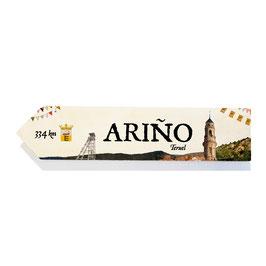 Ariño, Teruel