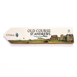 St. Andrews Old Course, Golf (varios diseños)
