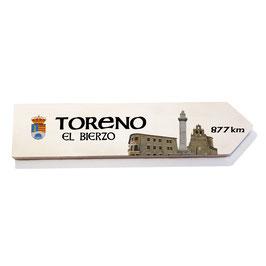 Toreno, Bierzo