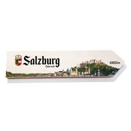 Salzburgo skyline, Austria
