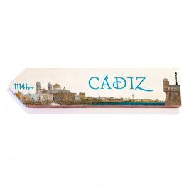 Cádiz (varios diseños)