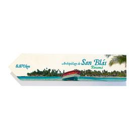 San Blas, Panamá, Caribe
