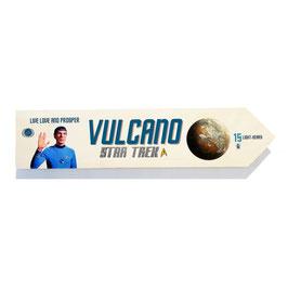 Star Trek, Vulcano