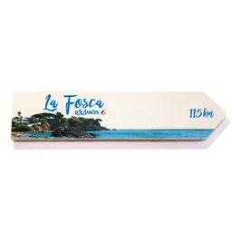La Fosca, Palamós, Girona (varios diseños)