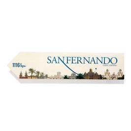 San Fernando, Cádiz (Varios diseños)