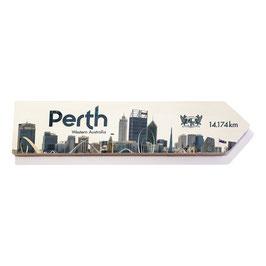 Perth, Australia (varios diseños)
