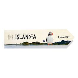 Islandia frailecillos  (varios diseños)
