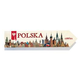 Polonia (varios diseños)
