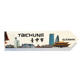 Taichung (Varios diseños)