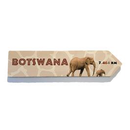 Botswana (varios diseños)