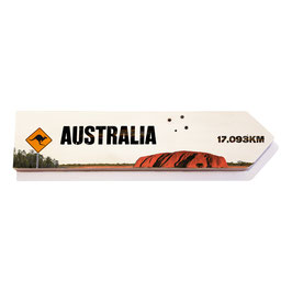 Australia (varios diseños)