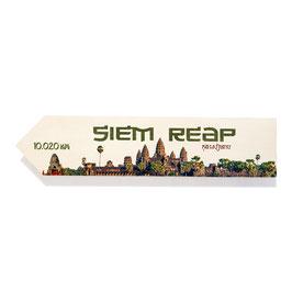 Siem Reap, Camboya (varios diseños)